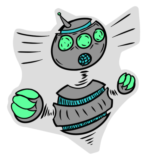 Robotics Pack messages sticker-1