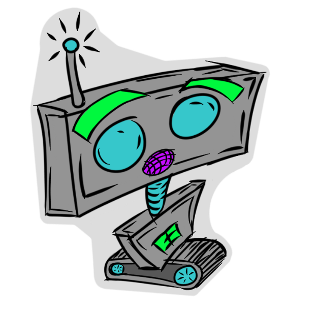 Robotics Pack messages sticker-6