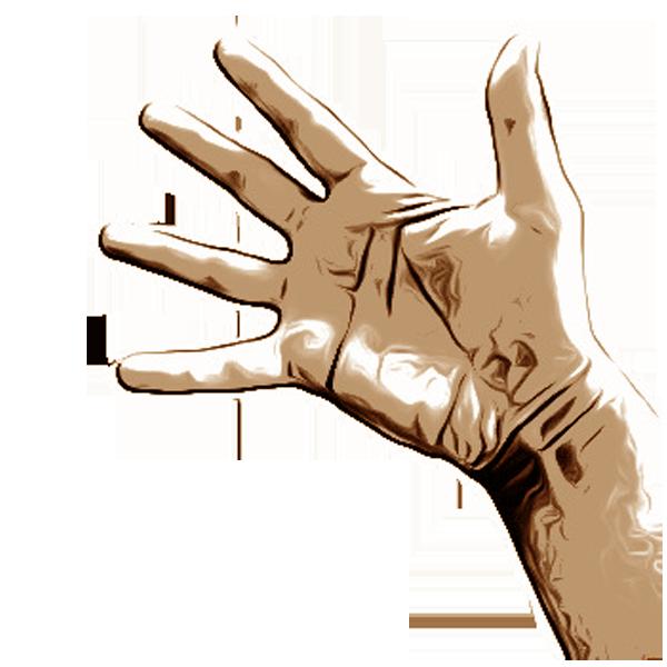 Hand gestures- Handgesten messages sticker-5
