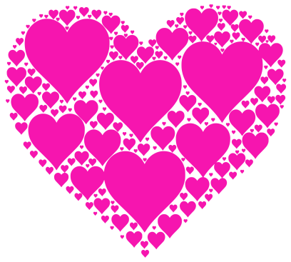 Pink Love • 100 stickers for iMessage messages sticker-0