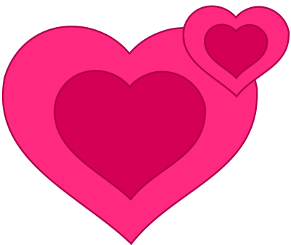 Pink Love • 100 stickers for iMessage messages sticker-2