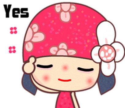 Flower Fairy - Cute stickers for iMessage messages sticker-7
