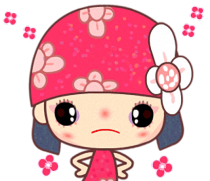 Flower Fairy - Cute stickers for iMessage messages sticker-11