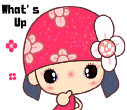 Flower Fairy - Cute stickers for iMessage messages sticker-1