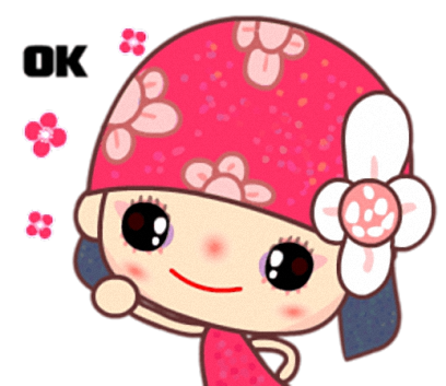 Flower Fairy - Cute stickers for iMessage messages sticker-2