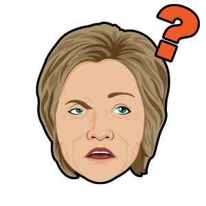 Hillary vs Trump - Stickers for iMessage messages sticker-11