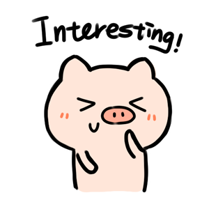 Circle Circle Pig − NHH Stickers messages sticker-11