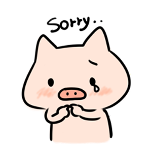 Circle Circle Pig − NHH Stickers messages sticker-0
