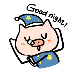 Circle Circle Pig − NHH Stickers messages sticker-2