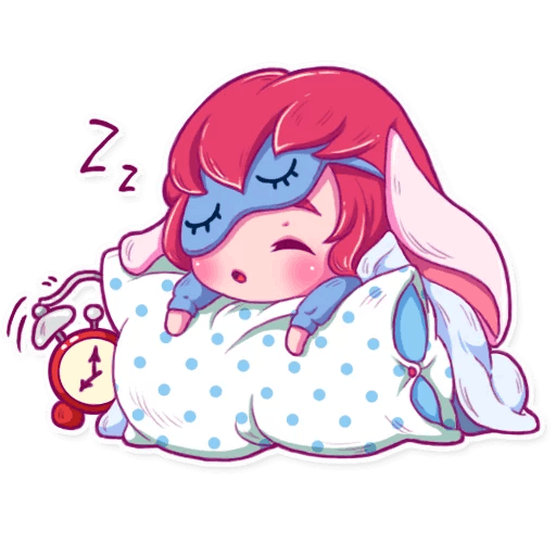 Cute Bunny iMessage stickers messages sticker-9