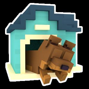 Blocky Farm messages sticker-5