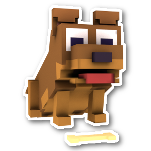 Blocky Farm messages sticker-6