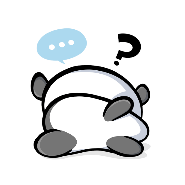 The CHiCHi Panda Sticker Pack by Cute Panda Town messages sticker-6