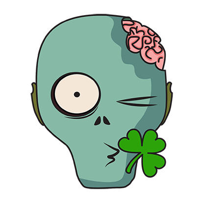 zombiemoji messages sticker-5