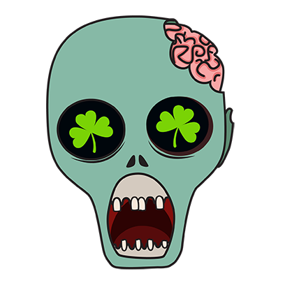 zombiemoji messages sticker-3