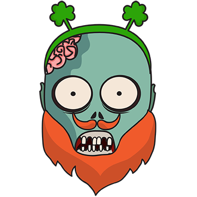 zombiemoji messages sticker-2