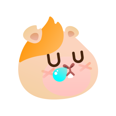 Cavia Oho Stickers messages sticker-9