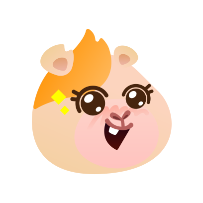 Cavia Oho Stickers messages sticker-1