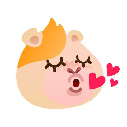Cavia Oho Stickers messages sticker-4