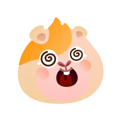 Cavia Oho Stickers messages sticker-10