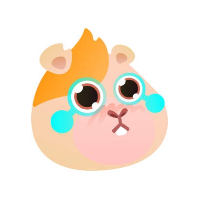 Cavia Oho Stickers messages sticker-3
