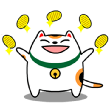 Cat Kun Stickers for iMessage messages sticker-6
