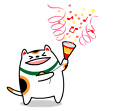 Cat Kun Stickers for iMessage messages sticker-8
