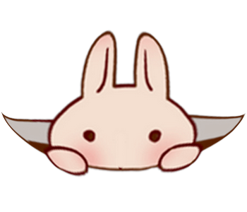 Rabbit Stickers for iMessage messages sticker-1