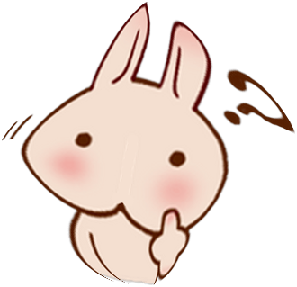 Rabbit Stickers for iMessage messages sticker-4