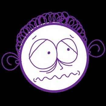 Doodle Sad Cartoon Boy Stickers messages sticker-0