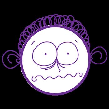 Doodle Sad Cartoon Boy Stickers messages sticker-10