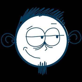 Doodle Sad Cartoon Boy Stickers messages sticker-5