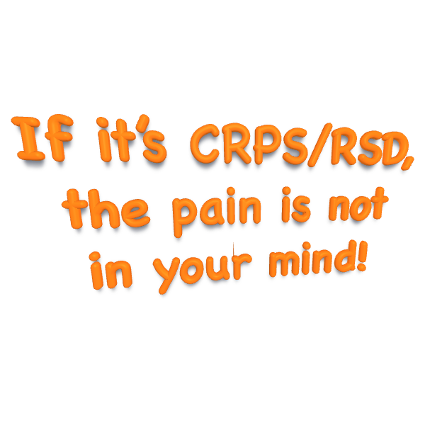 RSD/CRPS Awareness - Sticker Pack messages sticker-6
