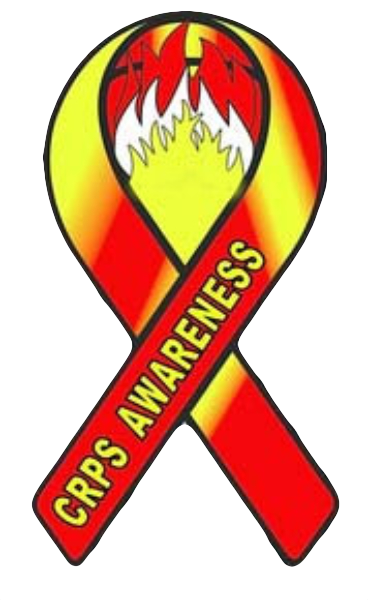 RSD/CRPS Awareness - Sticker Pack messages sticker-0
