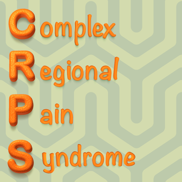 RSD/CRPS Awareness - Sticker Pack messages sticker-2