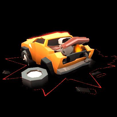 Crash of Cars messages sticker-6