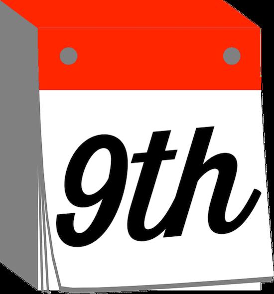 DayCals: Ordinal Perpetual Calendar Stickers messages sticker-8