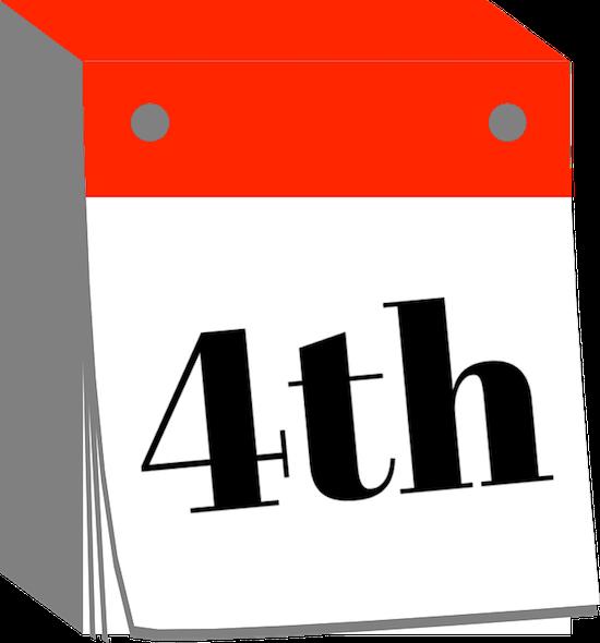 DayCals: Ordinal Perpetual Calendar Stickers messages sticker-3
