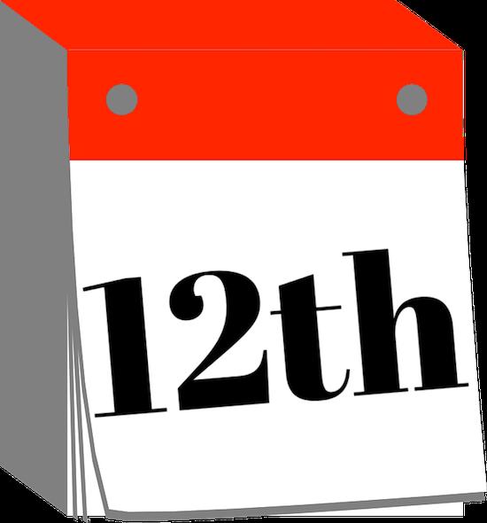 DayCals: Ordinal Perpetual Calendar Stickers messages sticker-11