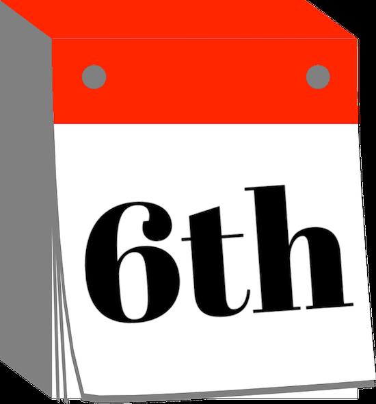DayCals: Ordinal Perpetual Calendar Stickers messages sticker-5