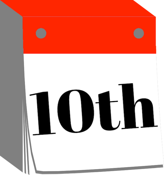 DayCals: Ordinal Perpetual Calendar Stickers messages sticker-9