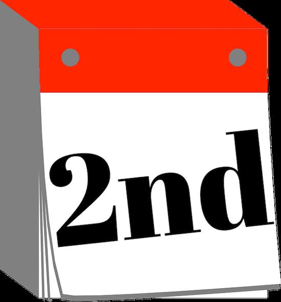 DayCals: Ordinal Perpetual Calendar Stickers messages sticker-1