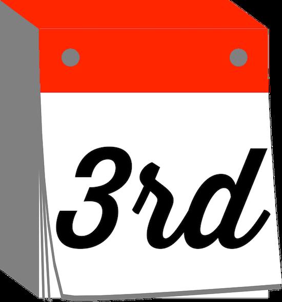 DayCals: Ordinal Perpetual Calendar Stickers messages sticker-2