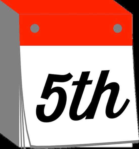 DayCals: Ordinal Perpetual Calendar Stickers messages sticker-4