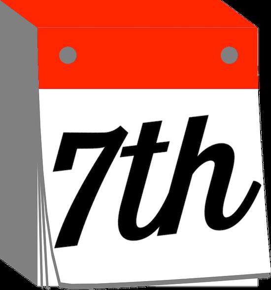DayCals: Ordinal Perpetual Calendar Stickers messages sticker-6