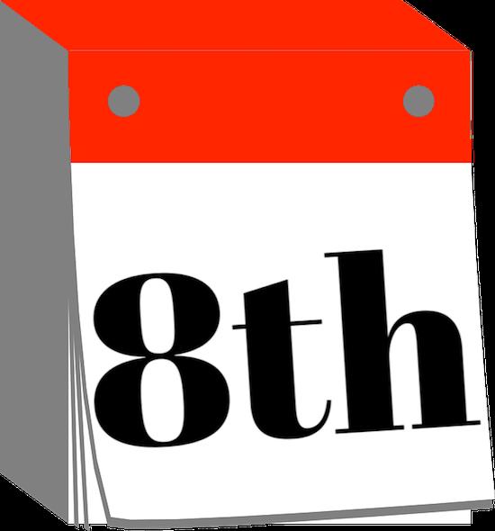 DayCals: Ordinal Perpetual Calendar Stickers messages sticker-7