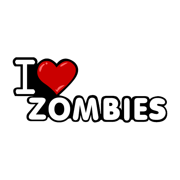 Zombie Stickers for iMessage messages sticker-0
