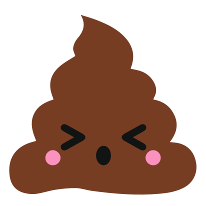 Cinderly Sparkle Poo messages sticker-2
