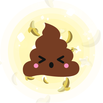 Cinderly Sparkle Poo messages sticker-5