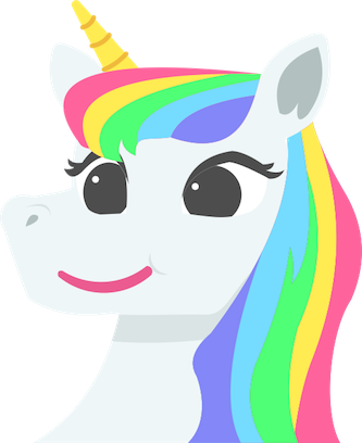 Unicorn Stickers Pack messages sticker-1